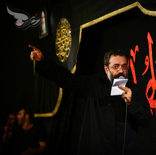 محمود کریمی – یتیما با ظرف شیر